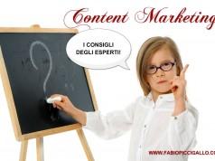 Content Marketing: 5 consigli dagli esperti
