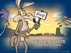 Blogging: 5 cose che ho imparato da Wile E. Coyote