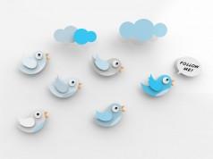 6 semplici modi per aumentare i follower su Twitter