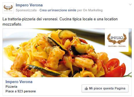 pubblicità su facebook clusterizzazioni