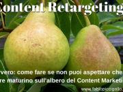 Content Retargeting: il retargeting applicato al content marketing