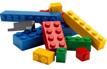 Blogging come creare i contenuti usando i mattoncini Lego