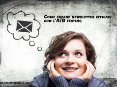 Come creare newsletter efficaci con l'A/B testing