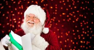 Letterina a Babbo Natale (da parte di un blogger)