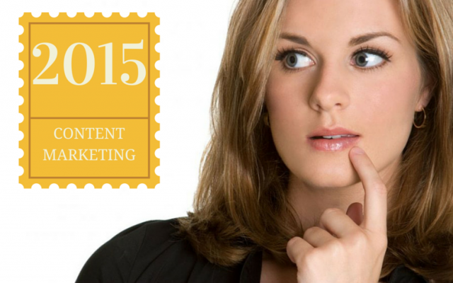 Come fare content marketing nel 2015