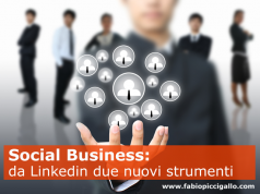 Linkedin: in preparazione due nuovi strumenti per il social business
