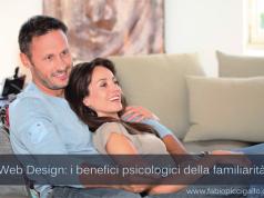 Web design: la psicologia della familiarità