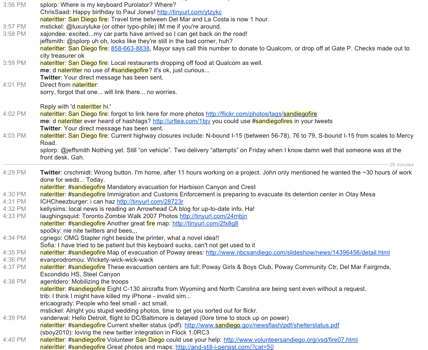 sandiegofire Hashtag: una breve storia