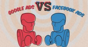 Pubblicità sul web: meglio Facebook o Google?