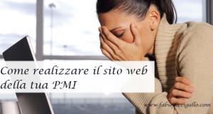Come realizzare il sito web della tua PMI