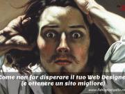 5 cose da non chiedere al web designer del tuo nuovo sito