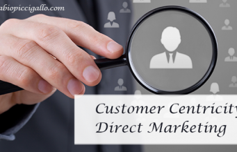 customer centricity e direct marketing