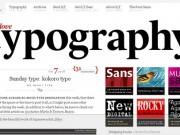 Web design: come usare la tipografia per creare una gerarchia di contenuti