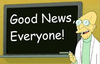 Marketing: finalmente qualche buona notizia