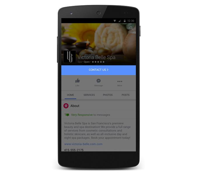 Novità: Facebook renderà le pagine ancora più mobile-friendly