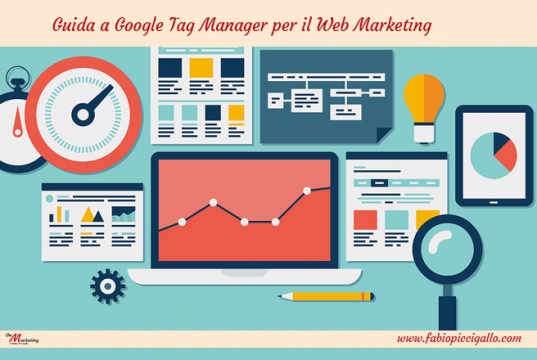 guida a google tag manager per il marketing
