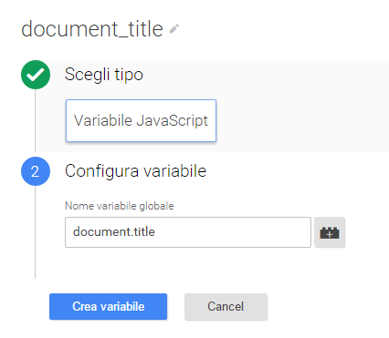 javascript variable