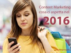content marketing 2016 tendenze