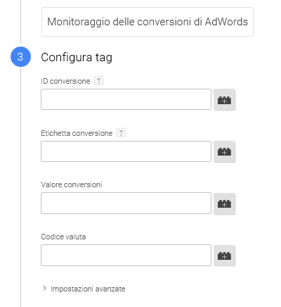 Guida a Google Tag Manager - 11. Tracciare le conversioni da Google Adwords